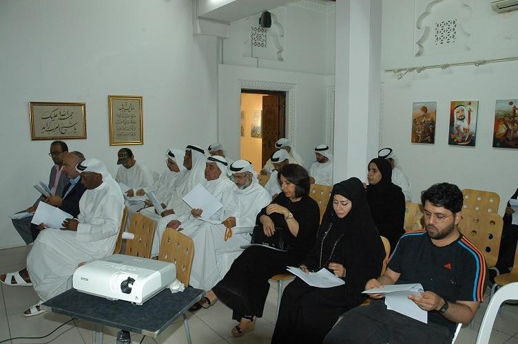 جمعية الإمارات للفنون تنتخب مجلس إدارتها الجديد